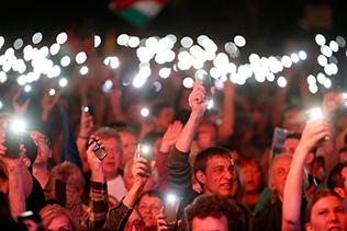Pamela Druckerman: The News is Bad in Hungary